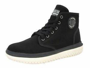 Palladium Men's  Authentic Crushion CVS  Lace-up Ankle Boots, Brand New