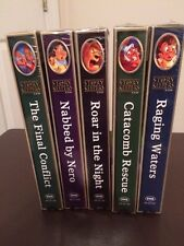 14 VHS: 5  NEW THE STORY KEEPERS  + 9 VEGGIETALES Christian Bible Stories