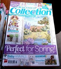 Cross Stitch Collection Magazine May 2014 Issue 235 (new)