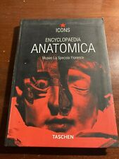 Encyclopedia Anatomica (TASCHEN Icons Series) French Edition 2001 Book