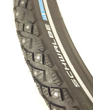 Schwalbe Marathon Winter Tire, 26x2.0 Wire w/ Reflective Sidewall and RaceGuard