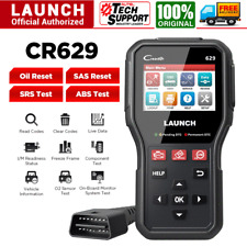 LAUNCH X431 Car OBD2 Scanner ABS & SRS Airbag SAS Oil Reset Diagnostic Scan Tool