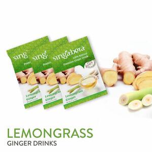 [SINGABERA] Premium Lemongrass Ginger Pr...