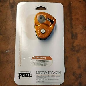 NEW Petzl Micro Traxion - progress capture pulley