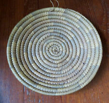 """Fine Native American Apache Indian Basket - 12 1/2"""" South West"""