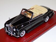 1/43 True Scale TSM Rolls Royce Silver Cloud II Drophead Coupe from 1961 124369