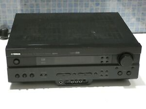 YAMAHA RX-V520RDS DOLBY 5.1 HOME CINEMA RECEIVER AMPLIFIER