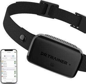Dr.Trainer Dog Barking Shock Collar with APP Control, Standard Version (B1s)
