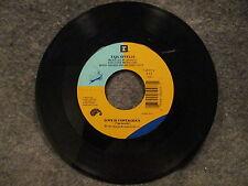 """45 RPM 7"""" Record Taja Sevelle Mama 16 & Love Is Contagious 1987 Reprise 7-28257"""