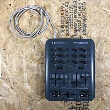 M-Audio Xsession Pro USB MIDI Dj Controller p/n ML03-00246