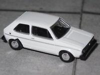 Herpa 066600 - Spur TT - Volkswagen VW Golf I - atlasweiß