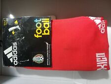 Official Adidas Men's Socks Mexico Red, White, Green Size Large
