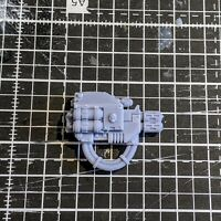Dreadnaught Multimelta Arm warhammer compatible 3d printed resin