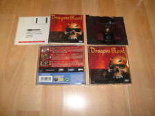DRAGONS BLOOD  DE TREYARCH - INTERPLAY PARA LA SEGA DREAMCAST EN BUEN ESTADO