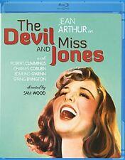 Devil & Miss Jones (Jean Arthur) Region A BLURAY - Sealed