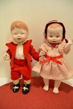 Vintage Dolls for display