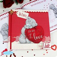 Personalised Me to You The One I Love Poem Book - Ideal Valentines Day Gift