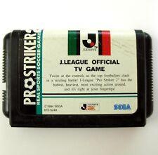 PRO STRIKER 2 (JAP NTSC) J.LEAGUE OFFICIAL -Sega Megadrive / Game for Mega Drive