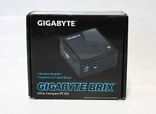Office Mini PC GIGABYTE BRIX Intel N3150 BAREBONE Computer (GRB15N)
