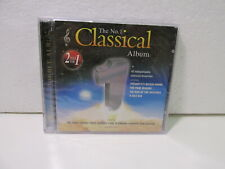 Rare The No.1 Classical Album 2 CD Set 1996 Canada Import cd8219