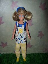 Barbie, California Skipper 1987, Spielzeug, Puppe, Doll, Vintage