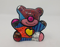 "Romero Britto Miniature Collectible /""Totah/"" First Edition"