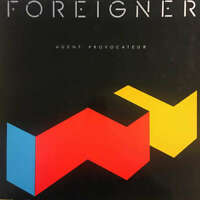 Foreigner - Agent Provocateur (LP, Album, Club) Vinyl Schallplatte - 164265