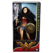 Barbie DC Black Label Collector Wonder Woman Doll Batman Superman Movie Edition