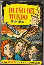 Col. HISTORIAS nº 101: DUEÑO DEL MUNDO. Bruguera, 2ª ed 1964.