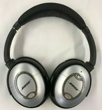 dc5997a5ed4 Bose QC15 Quiet Comfort 15 On Ear Headphones - Silver *Distressed* (21-