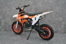 Minicross 2 tempi 50cc per bambini minimoto miniquad moto cross benzina quad atv