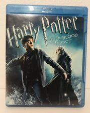 Harry Potter and the Half-Blood Prince Blu-ray DVD 2011 2-Disc Set
