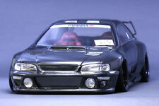 PANDORA 1/10 RC SUBARU IMPREZA 22B-STi 196mm Clear Body Drift Hashiriya