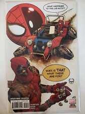 Spider-Man Deadpool #41 Marvel VF/NM Comics Book