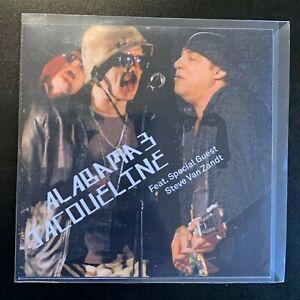 Alabama 3 | Ft Steve Van Zandt | Jacqueline | CD Promo | Springsteen