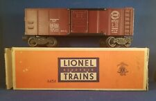 Lionel No. 6454 Southern Pacific Lines Box Car