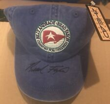 BRAD FAXON PGA Tour AUTO SIGNED Lot Of (3) Golf Ball, Golf Glove, Hat.