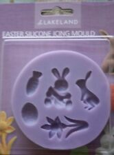 Lakeland Sugarcraft and Chocolate Moulds for Cake Decorating