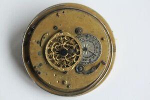 Mouvement de montre à sonnerie à coq (51188)