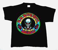 Grateful Dead Shirt T Shirt Vintage 1991 Rick Griffin Aoxomoxoa Skull Art GDM L