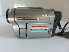 New ListingSony Handycam Dcr-Trv280 Digital 8 Camcorder Excellent Condition Fully Tested