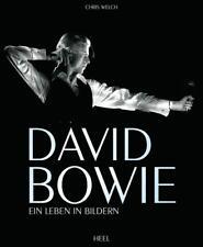 David Bowie von Chris Welch (2016, Gebundene Ausgabe)