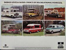winnebago in Car Manuals & Literature | eBay