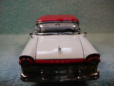 1/18 SCALE DIECAST 1957 FORD RANCHERO  IN REDWHITE BY YAT-MING.
