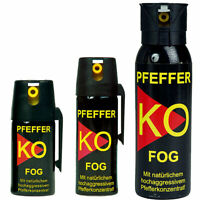 Ballistol Pfeffer-KO FOG/JET Pfefferpsray Tierabwehr Schutzspray 100ml ab 9,99€
