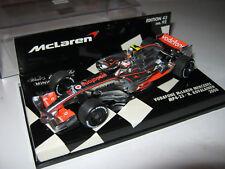 1:43 MCLAREN MERCEDES MP4-23 H. Kovalainen 2008 Minichamps 530084323 OVP new