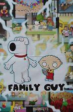 FAMILY GUY - A3 Poster (ca. 42 x 28 cm) - Plakat Clippings Fan Sammlung NEU