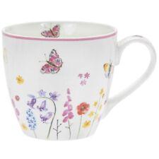 Butterfly Garden Fine China mug - Gift Boxed - Butterflies breakfast mug
