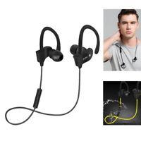 Wireless Bluetooth Earphones Sport Headphone Stereo Handsfreee Headset with Mic