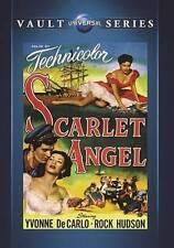 Scarlet Angel,New DVD, Rock Hudson, Yvonne De Carlo, Richard Denning, Sidney Sal